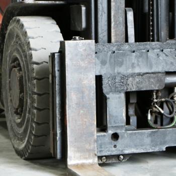 Forklift Wheel Rebonding Service