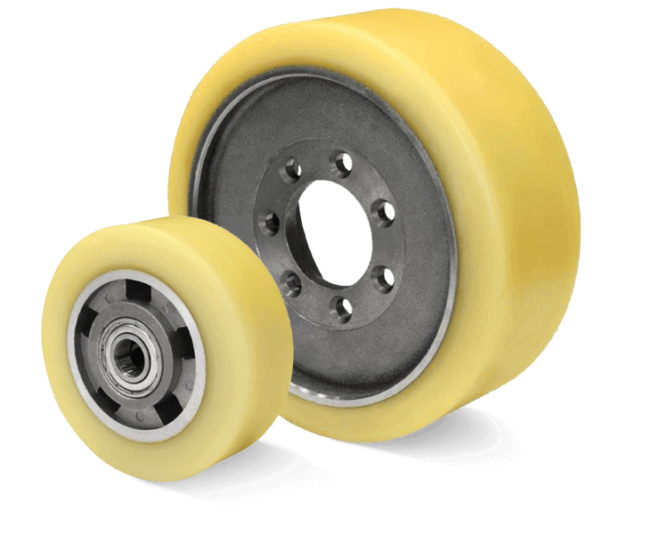 rubber-wheels